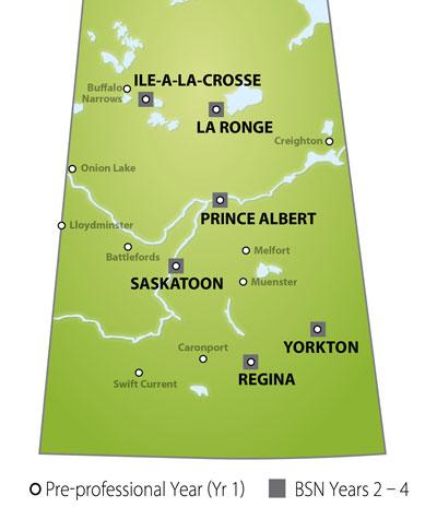 Nursing - Admissions - University of Saskatchewan